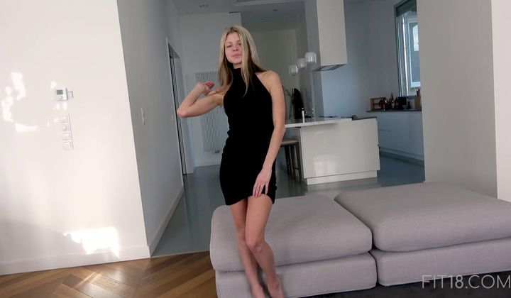Fit18 Gina Gerson Initial Casting Hardcore 2160