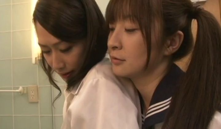 Hairy - Japanese Teacher And Students Having Lesbian Sex With Each …